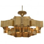GRAND LOTUS CHANDELIER MODERN TRANSITIONAL TRADITIONAL T2