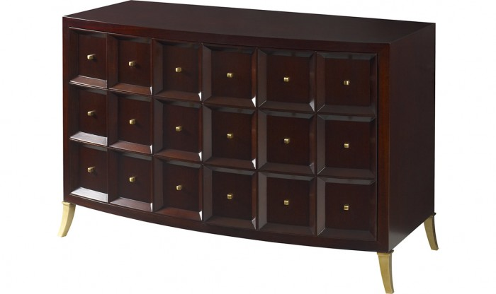 Bevel Low Cabinet